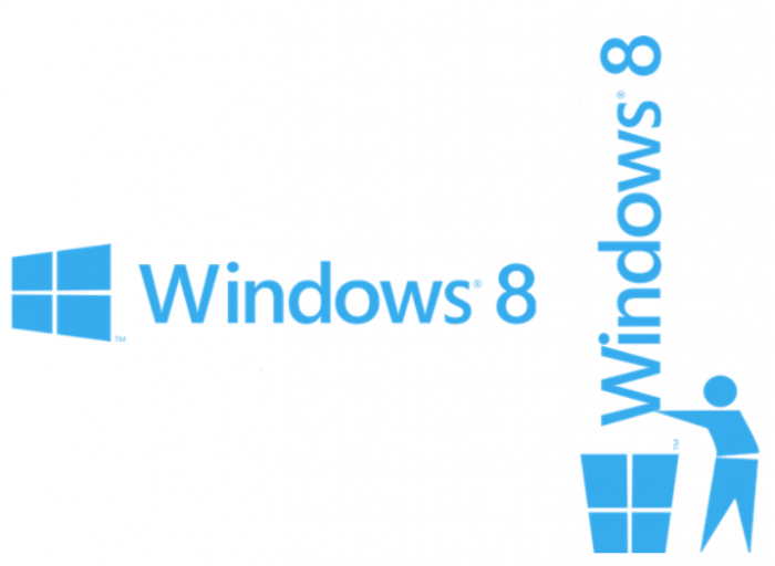 Windows 8 Jokes: Windows 8 is Trash