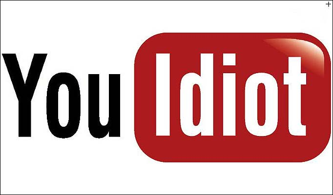 YouTube Spoof - YouIdiot