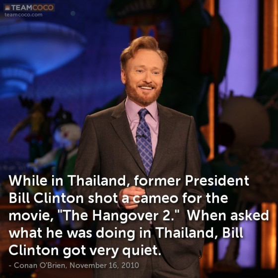 former-president-bill-clinton-in-thailand