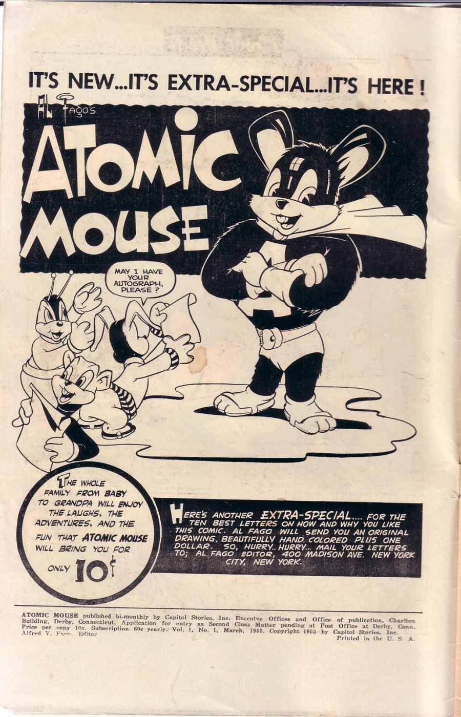 Atomic Mouse Comics - Funny Comics (2)