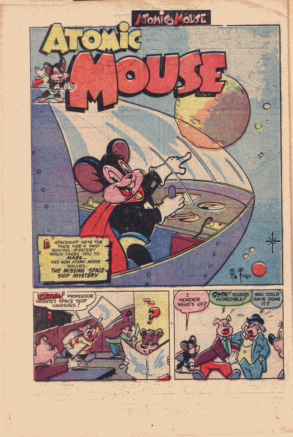 Atomic Mouse Comics - Funny Comics (26)