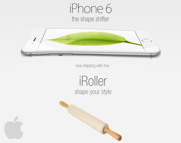 Beyond iPhone: Apple's New Phone BendGate iBend