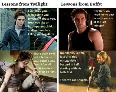 Lessons from Twilight - The Ones You Can Learn