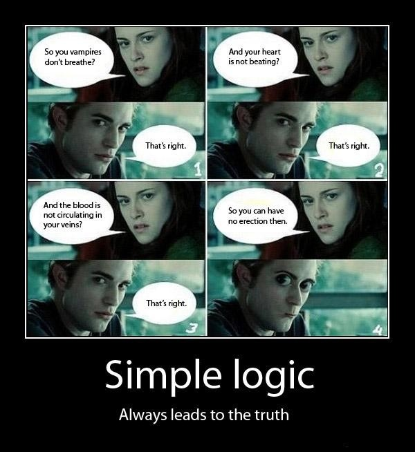 Twilights Simple Logic