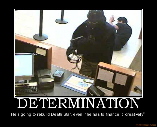 This Star Wars Character Robbed The Bank
