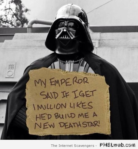 Darth-Vader-Memes-About-Facebook-Likes