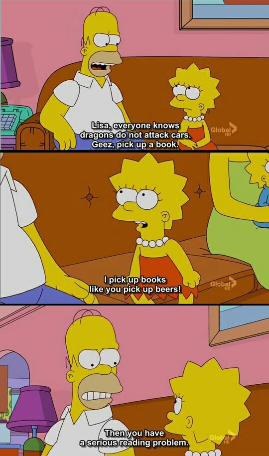 Funny Comebacks from The Simpsons