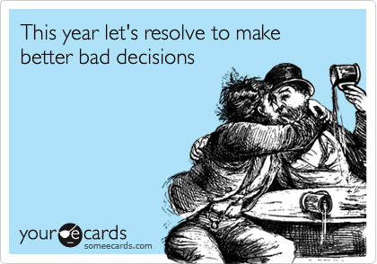 15 Funny New Year\'s Resolutions | Laugh Away | Humoropedia