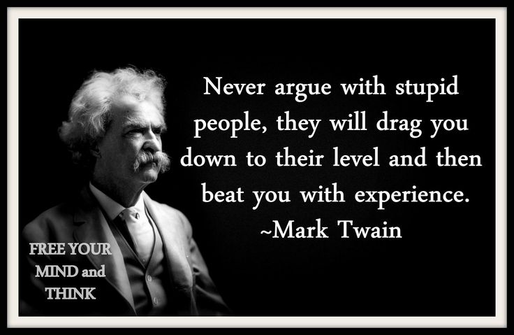 Mark Twain Quotes About Stupid People