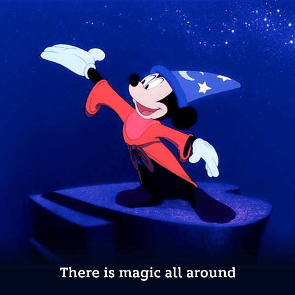 Famous Mickey Mouse Quotes