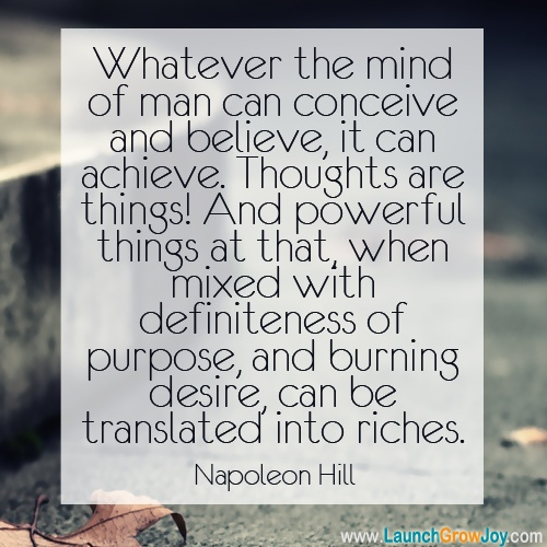 Napoleon Hill Quotes That Will Make You More Successful