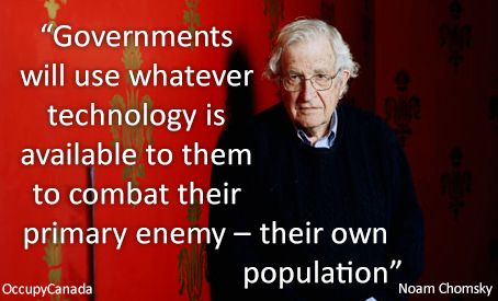 Noam Chomsky Quotes On Government