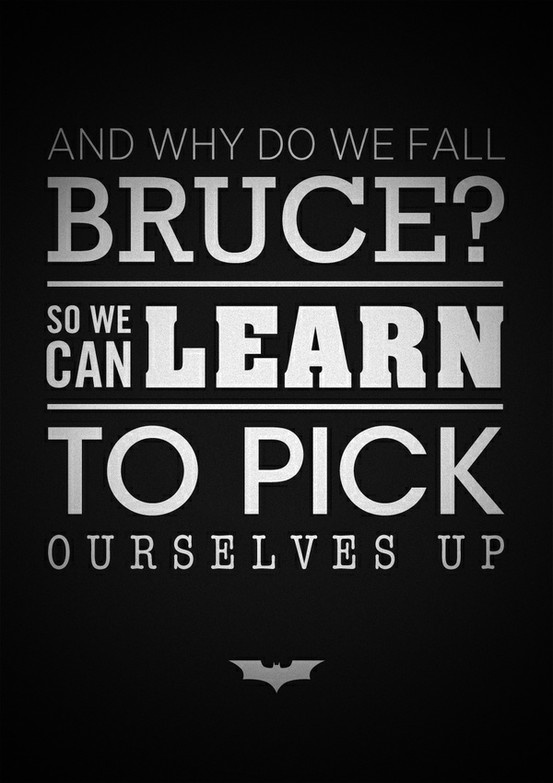 Batman Begins Quotes By Bruce Wayne