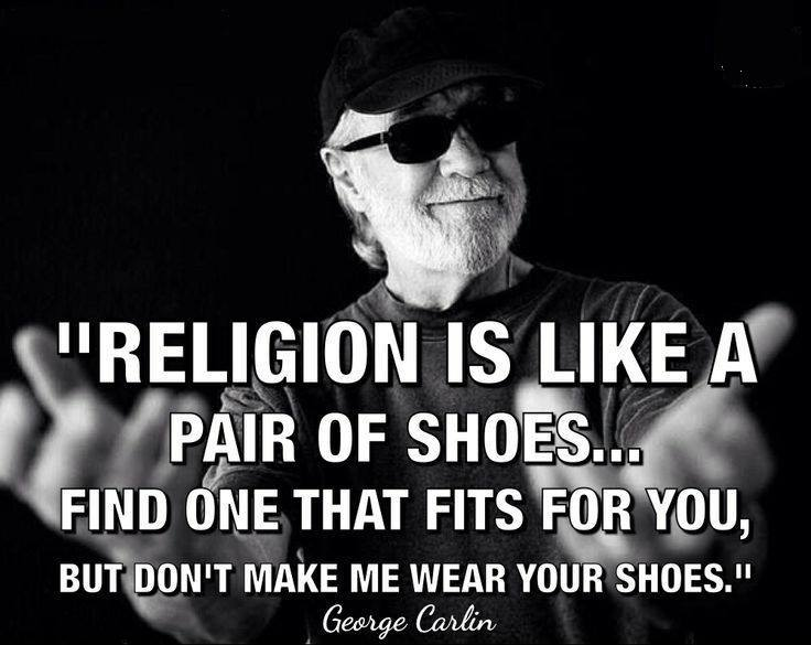George Carlin Religion Quotes