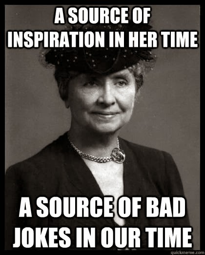 Funny Helen Keller Jokes