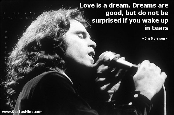 Jim Morrison Love Quotes