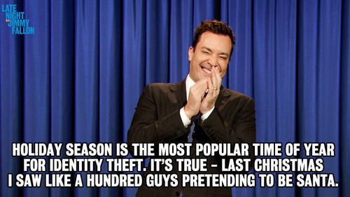 Jimmy Fallon Quotes About Christmas