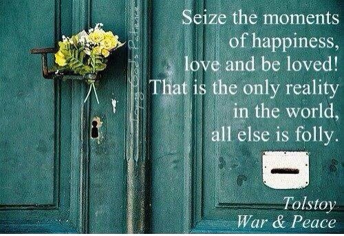 Leo Tolstoy Love Quotes from War and Peace