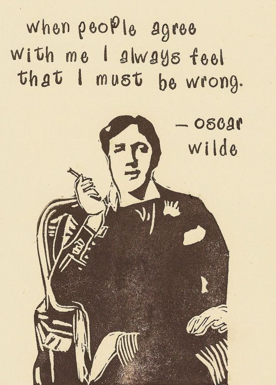 Famous Oscar Wilde Quotes About Life