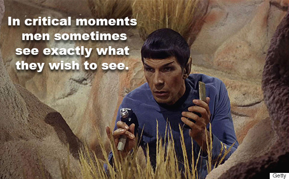 Famous Spock Quotes And Sayings