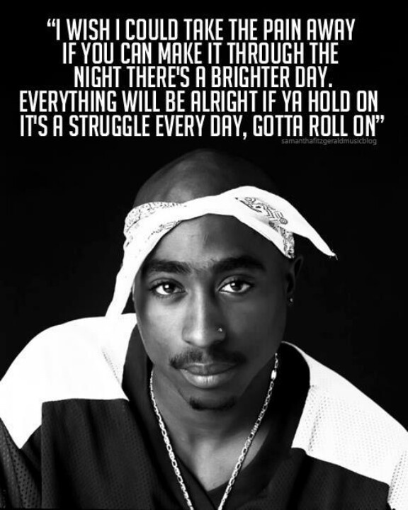 Famous Black Quotes About Life Beauteous Tupac Shakur Quotes That Will Inspire You