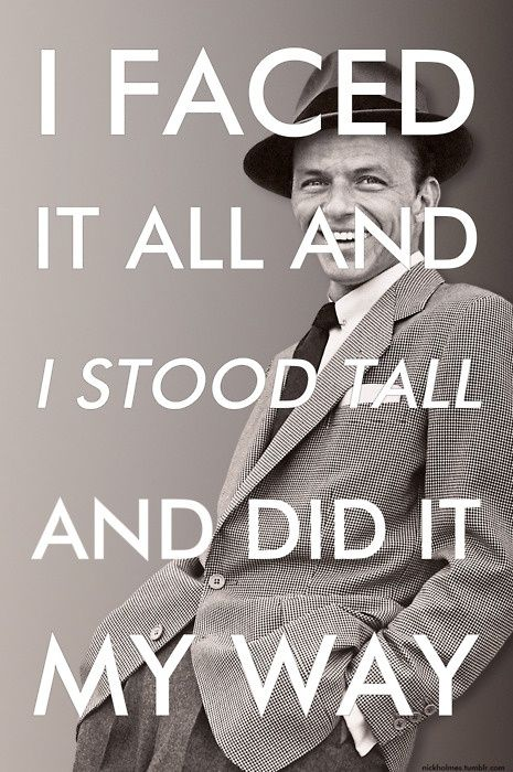 Sinatra Quotes Prepossessing Frank Sinatra Quotes That Will Amaze You