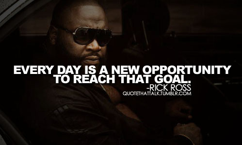 Rick Ross Quotes And Lyrics
