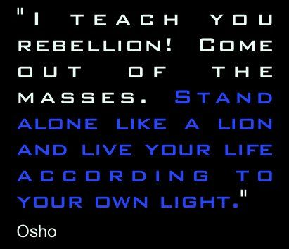 Osho Quotes On Life