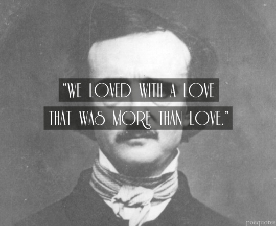 Charming Edgar Allan Poe Love Quotes
