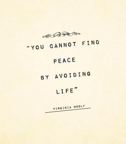 Virginia Woolf Quotes About Finding Peace
