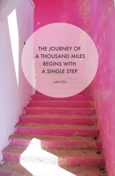 Lao Tzu Quotes About The Journey Of A Thousand Miles