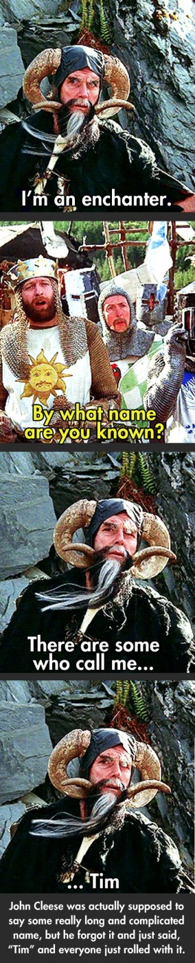 15 Monty Python And The Holy Grail Quotes