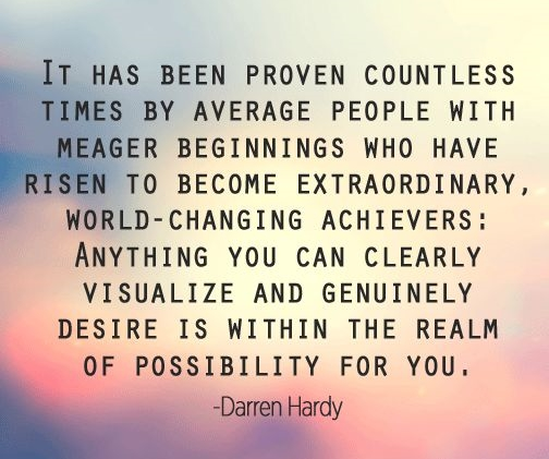 Top Darren Hardy Quotes About Success