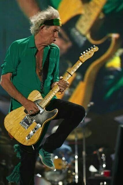 Keith Richards In Concert