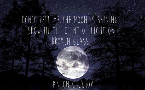 Anton Chekhov Quotes on writing