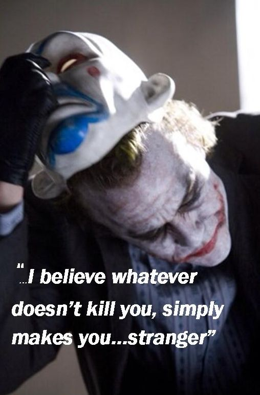 Joker Quotes From The Dark Knight