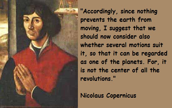 Nicolaus Copernicus Famous Quotes: 33 Top Nicolaus Copernicus Quotes You Need To Know