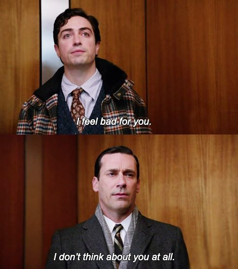 Funny Mad Men Quotes