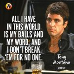 25 Top Scarface Quotes By Tony Montana You Need To Know