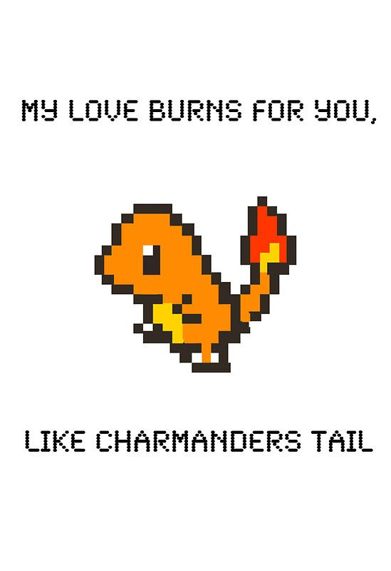 Funny Pokemon Picture About Charmander Tail