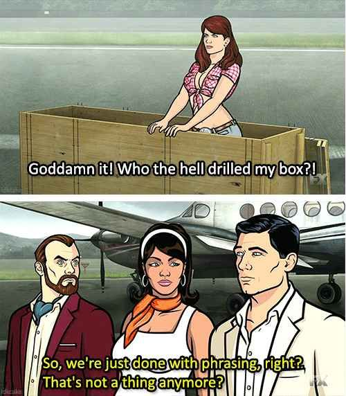 Phrasing? 15 Best Archer Quotes You Need To Know