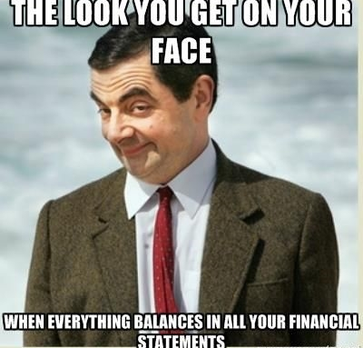Funny Accounting Jokes About Financial Statements