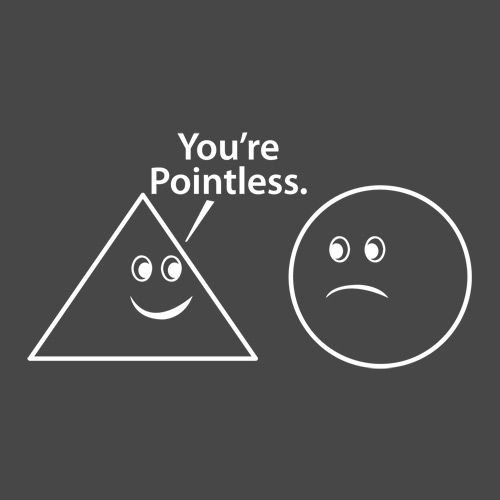 Funny Geometry Jokes About Triangle And Circle