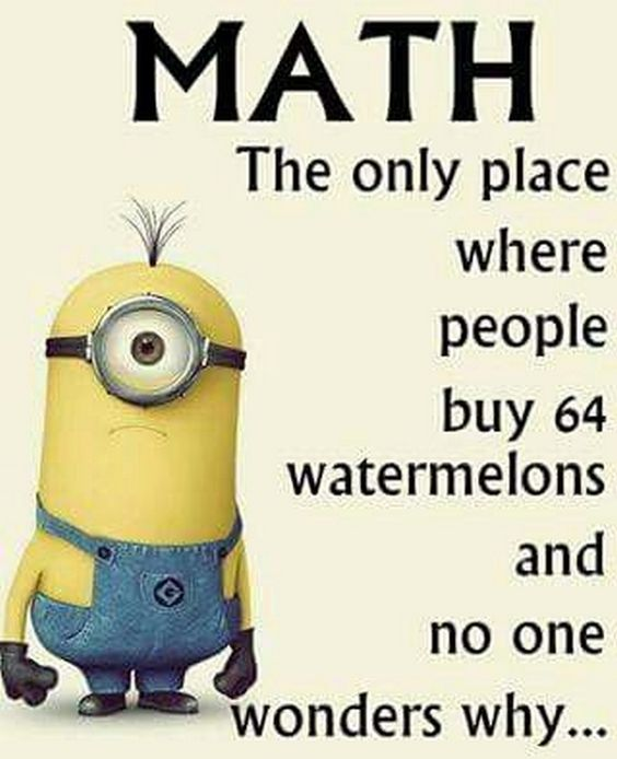 Funny Math Jokes About Watermelons