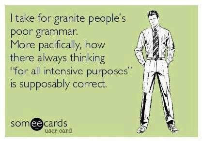 Funny Joke About Poor Grammar