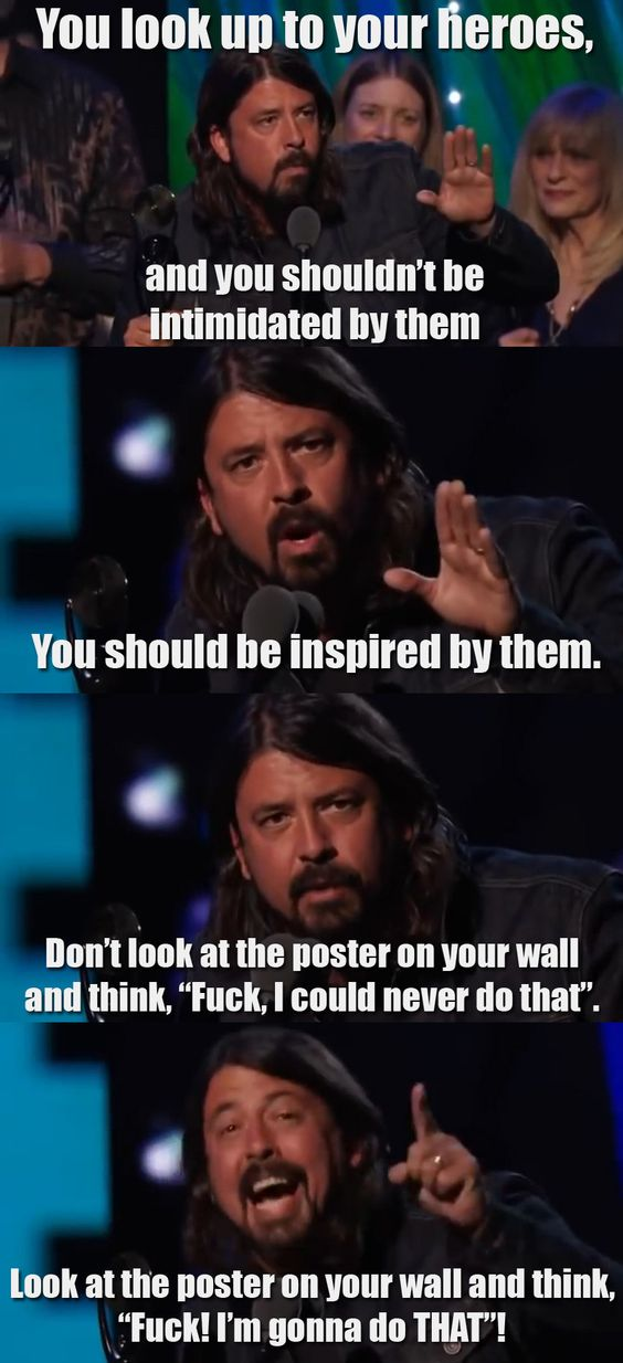 Funny Dave Grohl Quotes