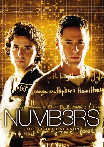 David Krumholtz On The Poster Of Numbers
