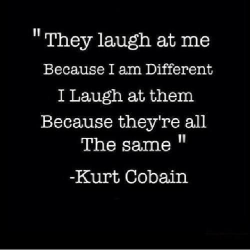 Best Kurt Cobain Quotes