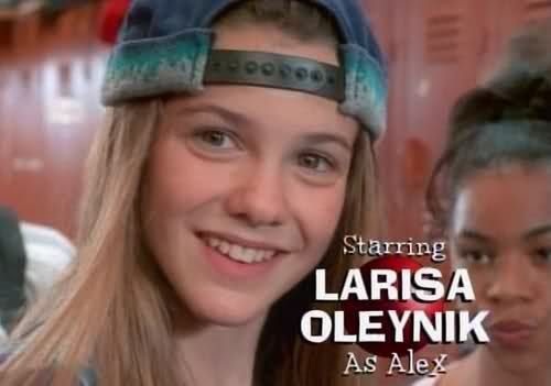 Larisa Oleynik In The Secret Life of Alex Mack