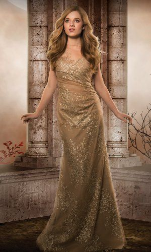 Jackie Evancho In Long Dress